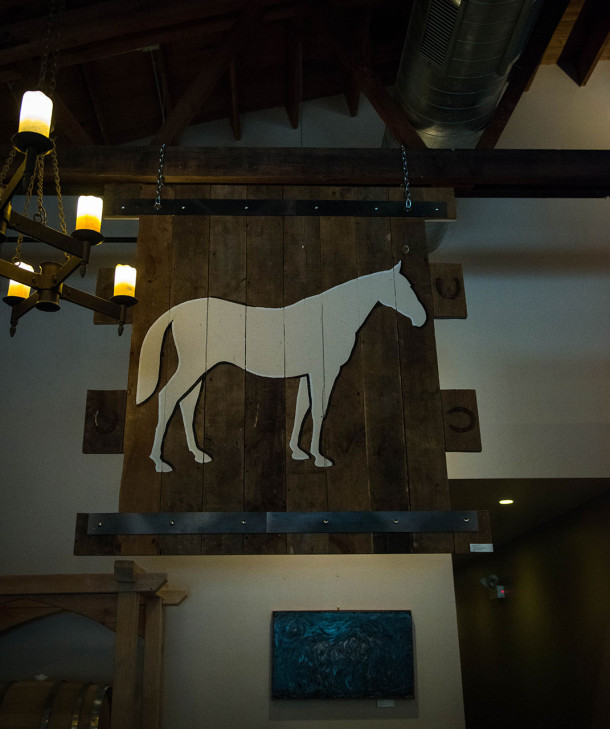 Art On Tap Horse Thief Hollow Craft Brewery