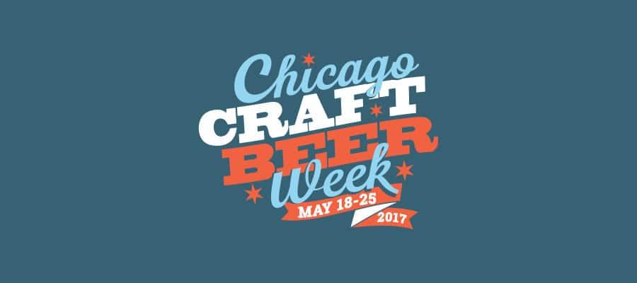 Chicago Craft Beer Week 2017 logo