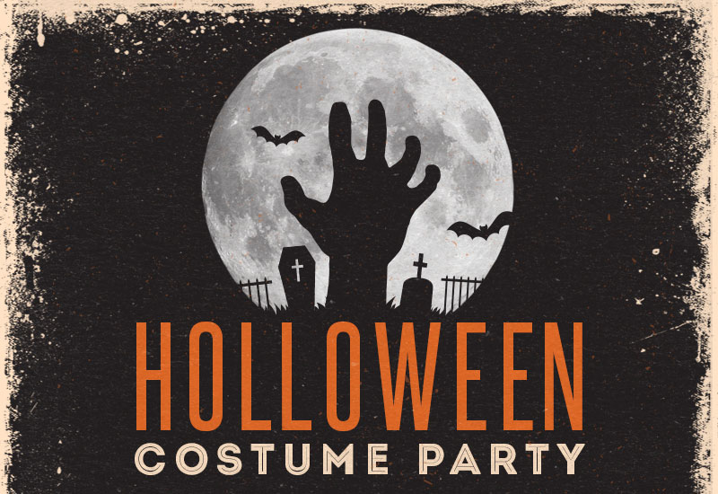 Horse Thief Hollow Halloween costume party is Oct. 28