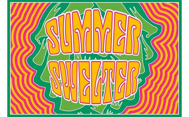 Summer Swelter 2018 poster