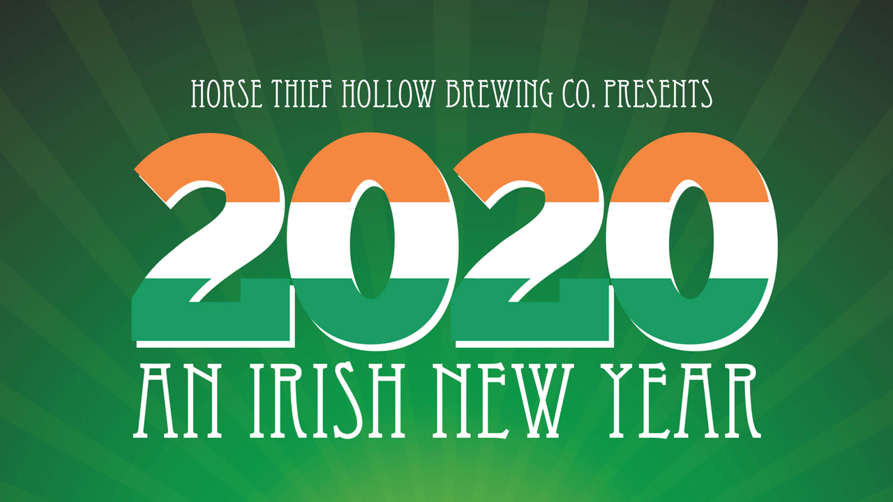 HTH presents 2020: An Irish New Year's Party
