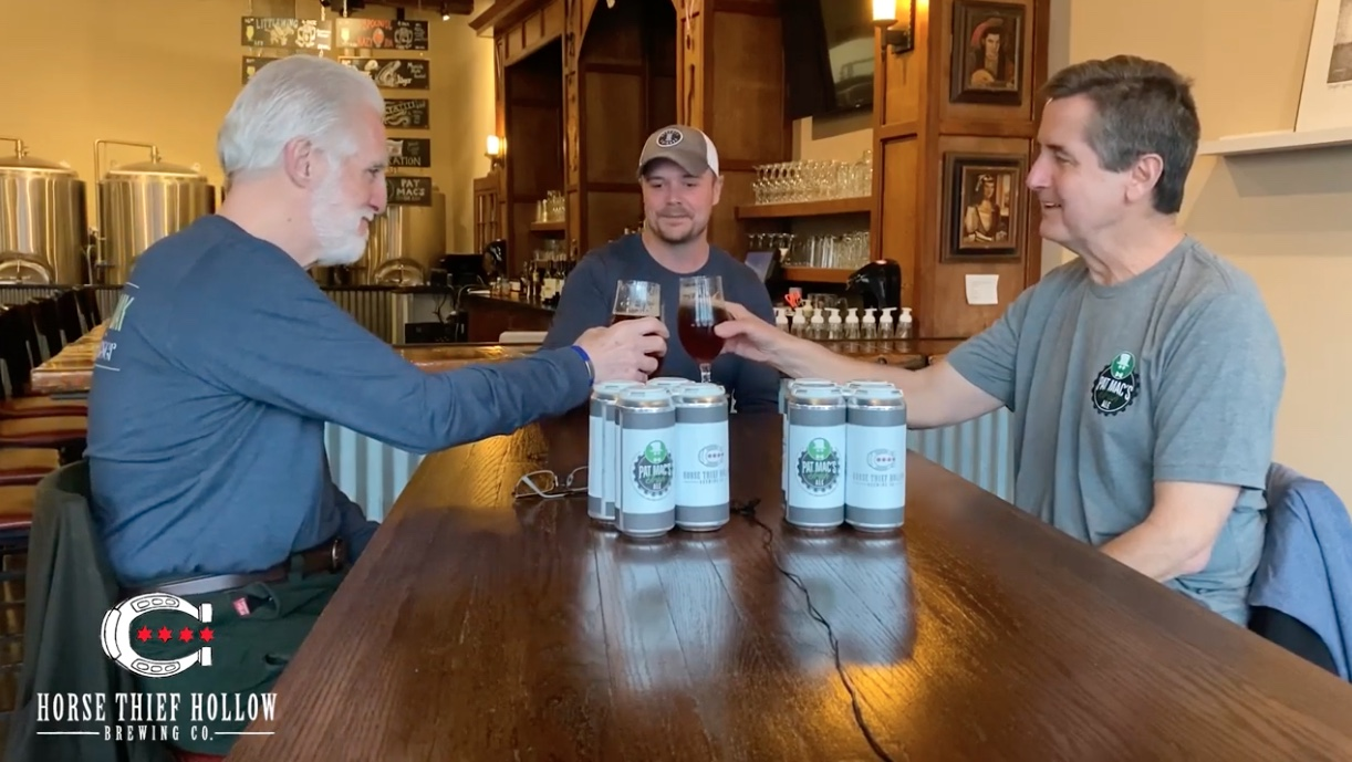 Pat Mac's Irish Red Ale Virtual Tasting